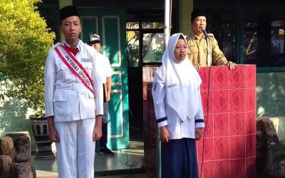 Selamat! Rayya dan Haliza Juara KSM Kabupaten Madiun 2019