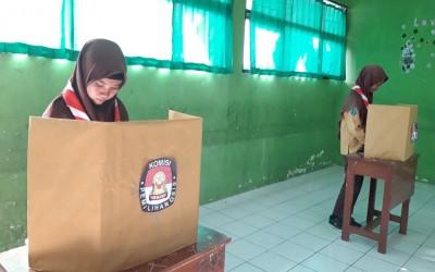 Pemilihan Ketua OSIS TP. 2019/2020 MTsN 4 Madiun